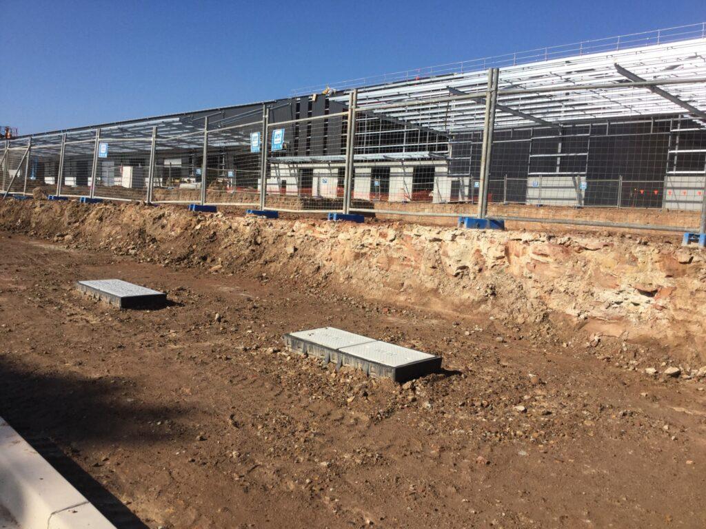NBN Pit at New Development