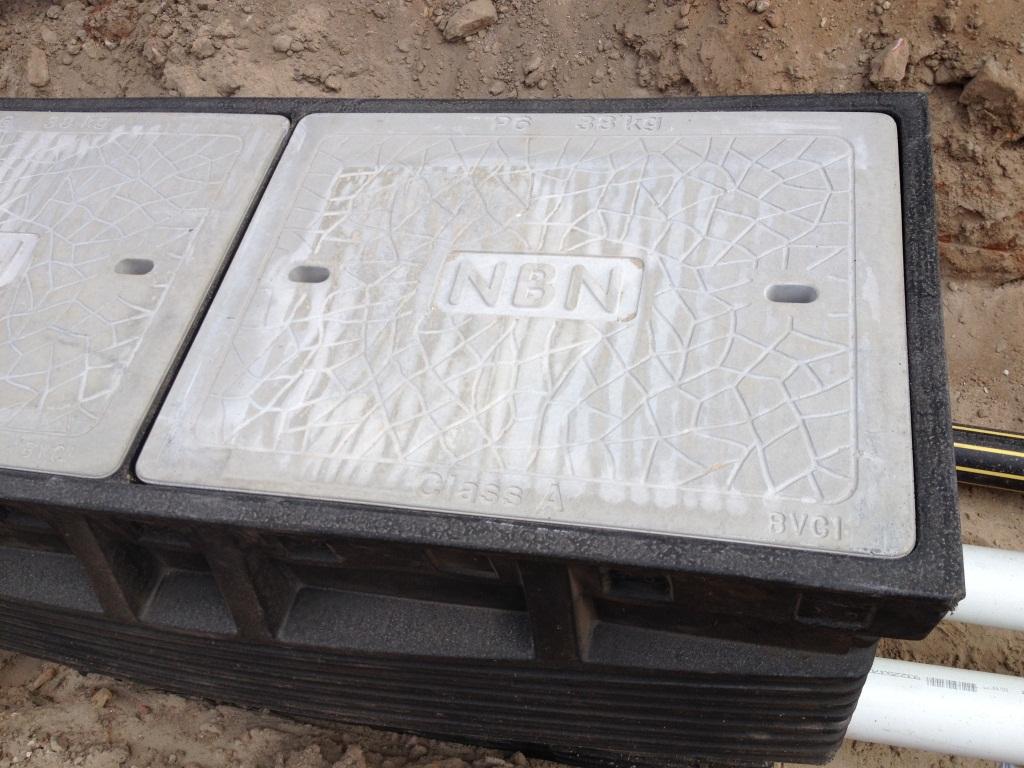 NBN Pit Lid