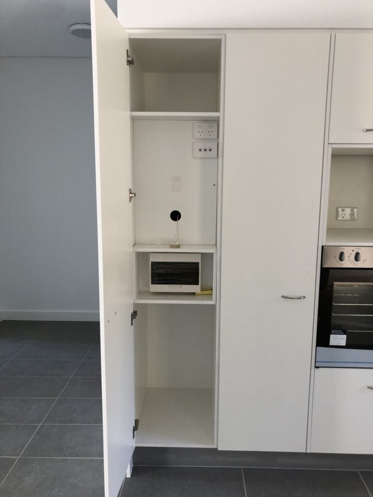 Pantry NBN Installation